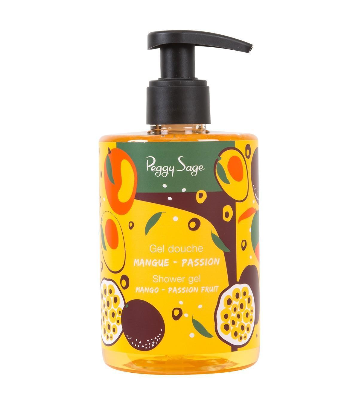 Gel de ducha Mango / Fruta de la pasión