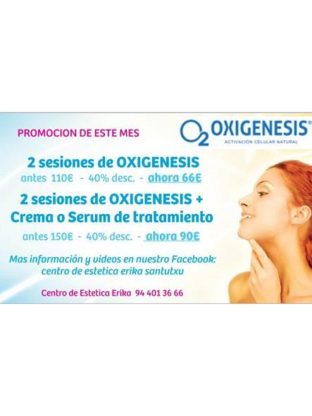 Promoción de Oxigenesis