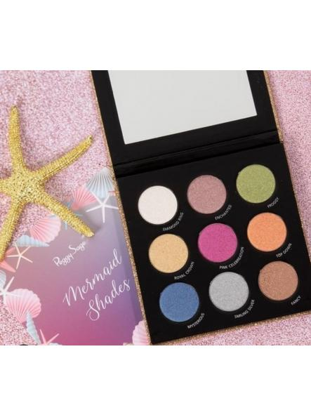 Paleta sombras Mermaid shades