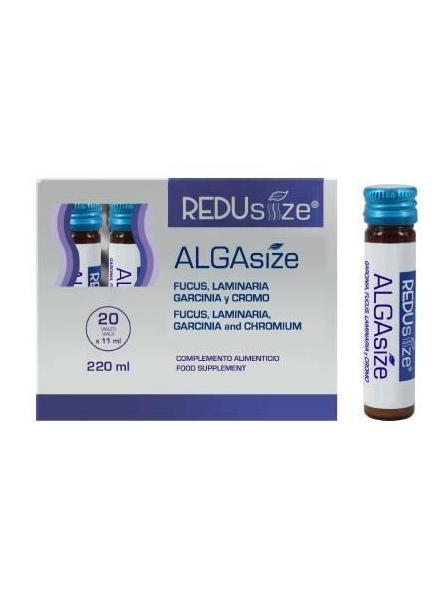 ALGAsize 20 viales