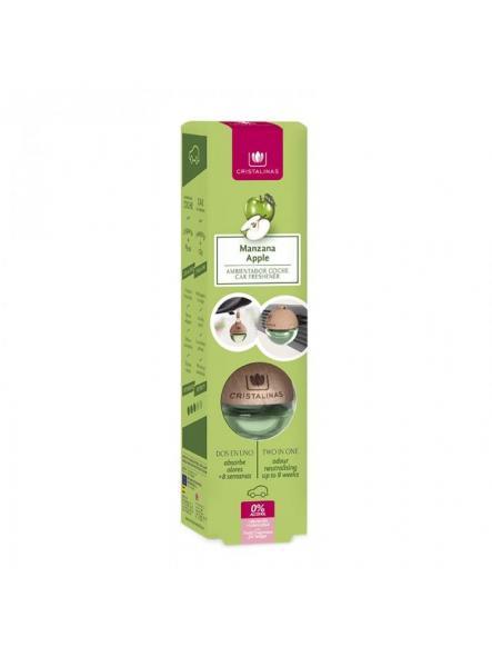 Ambientador de Coche Manzana [1]