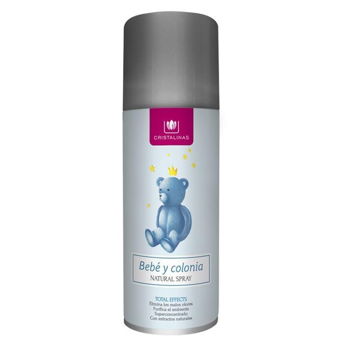 Spray Ambientador Bebe y Colonia