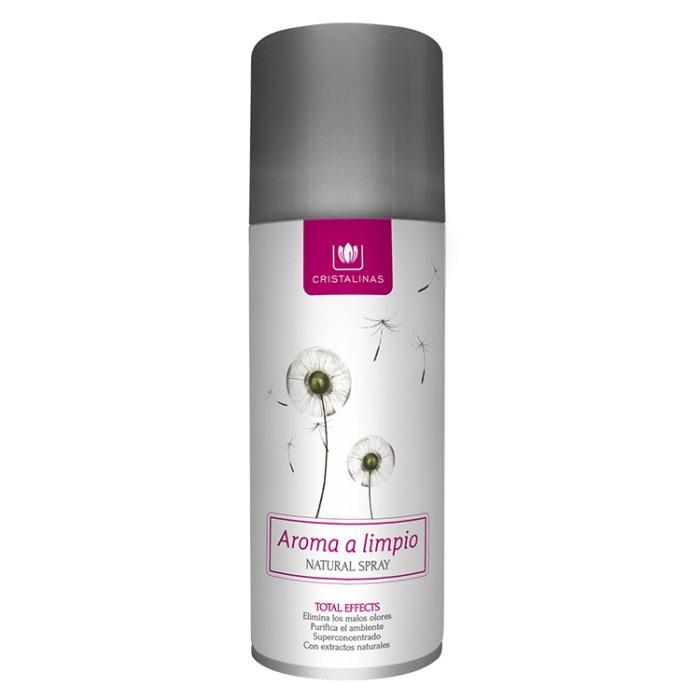 Spray Ambientador Aroma a Limpio