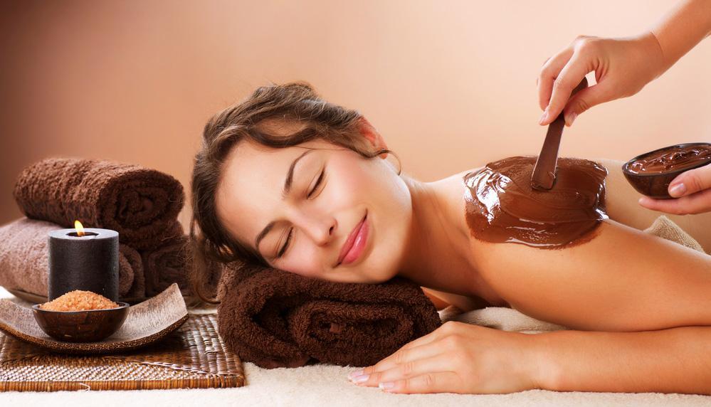 Masaje Delicia de Chocolate