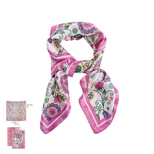 pañuelo-seda-blanco-con-flores-tipo-mandala-filo-rosa-90x90-cuello-pañoleta-coleccion-Printemps-javier-00-511-lomejorsg.jpg