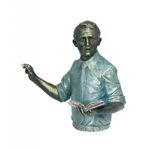 Escultura Profesor de Anglada