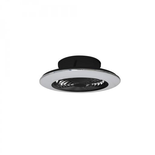 Ventilador Alisio Mini Negro
