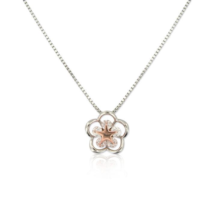 colgante-flor-giratorio-oro-rosa-zirconita-con-cadena-rodio-novedades-cano-98-B18DN004-lomejorsg.jpg