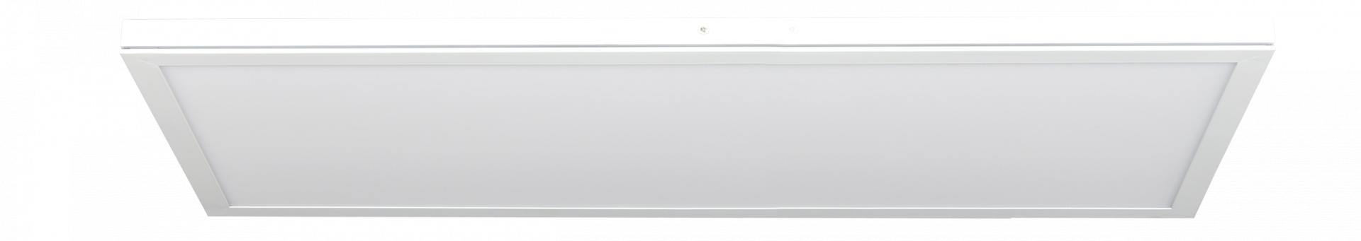 Panel Led Superficie Tolstoi 90x30 Blanco
