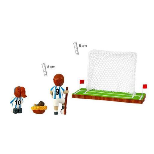 Belén Fútbol Equipación Blanca y Azul [1]