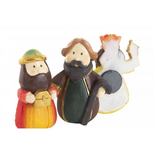 Belén Imán con Reyes [2]