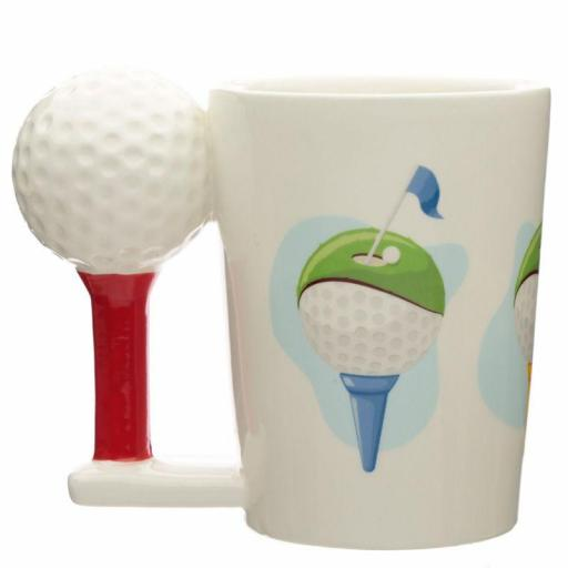 Taza Asa Bola Golf