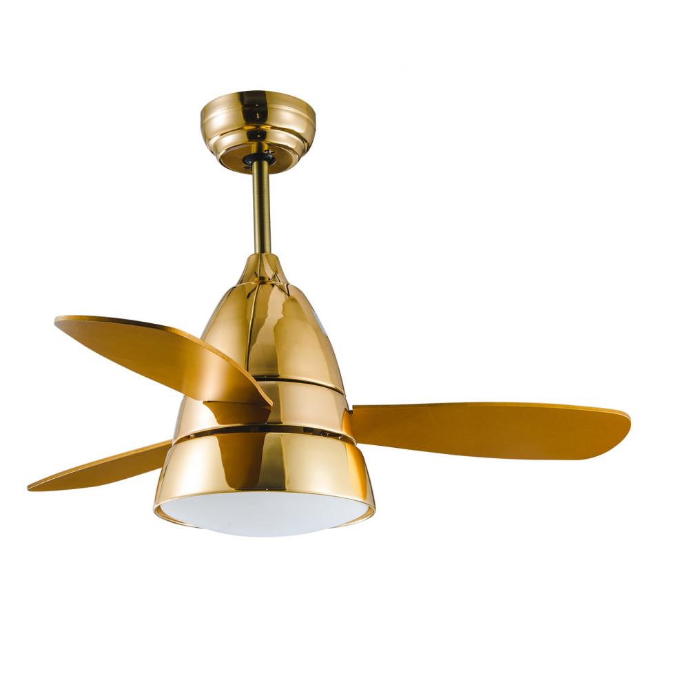 Ventilador Iseran Oro Francés