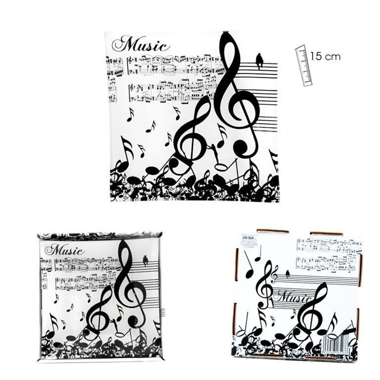 plato-cristal-vacia-bolsillos-musica-blanco-y-negro-clave-de-sol-notas-musicales-15x15-javier-16-528-lomejorsg