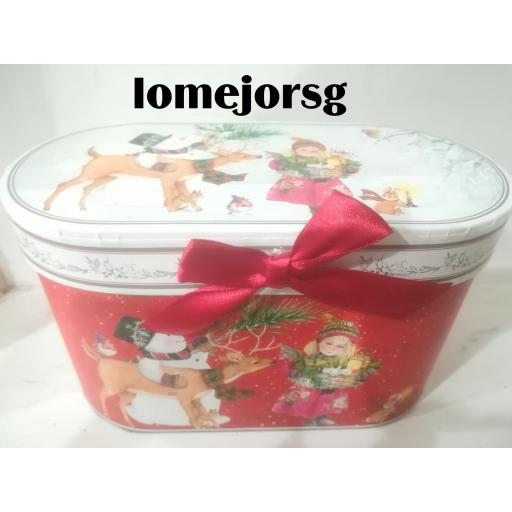 Juego 2 Mug Porcelana Papá Noel  [2]