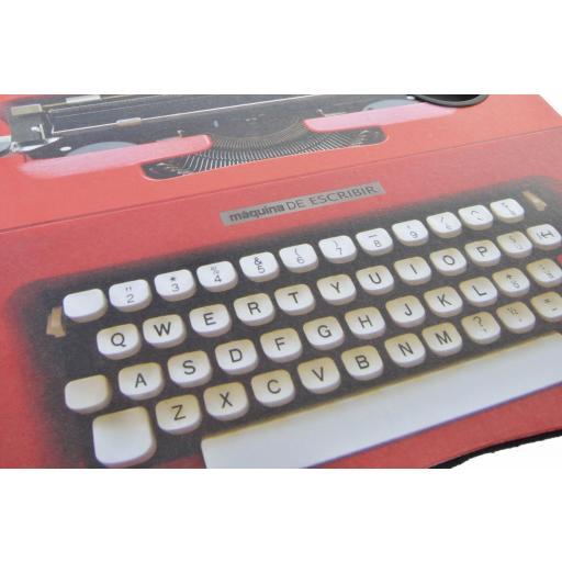 Bandeja Ordenador Led Máquina de Escribir [1]