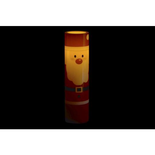 Vela Led Papa Noel [1]