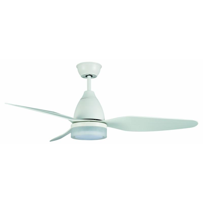 Ventilador Led Fairlane Blanco