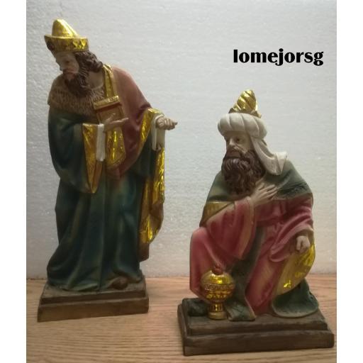 Belén Misterio 4 piezas con Reyes Magos  [2]