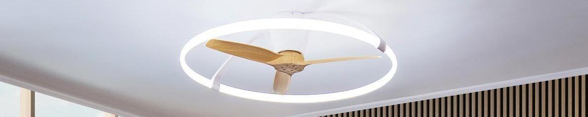 Las novedades en Ventiladores Mantra Iluminación