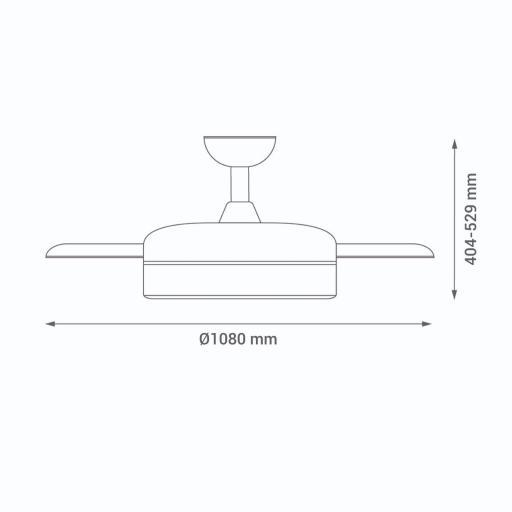 Ventilador Bombay IoT [3]