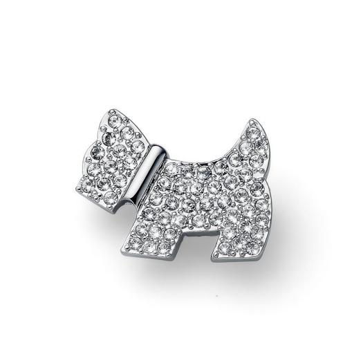 Broche Swarovski Doggy