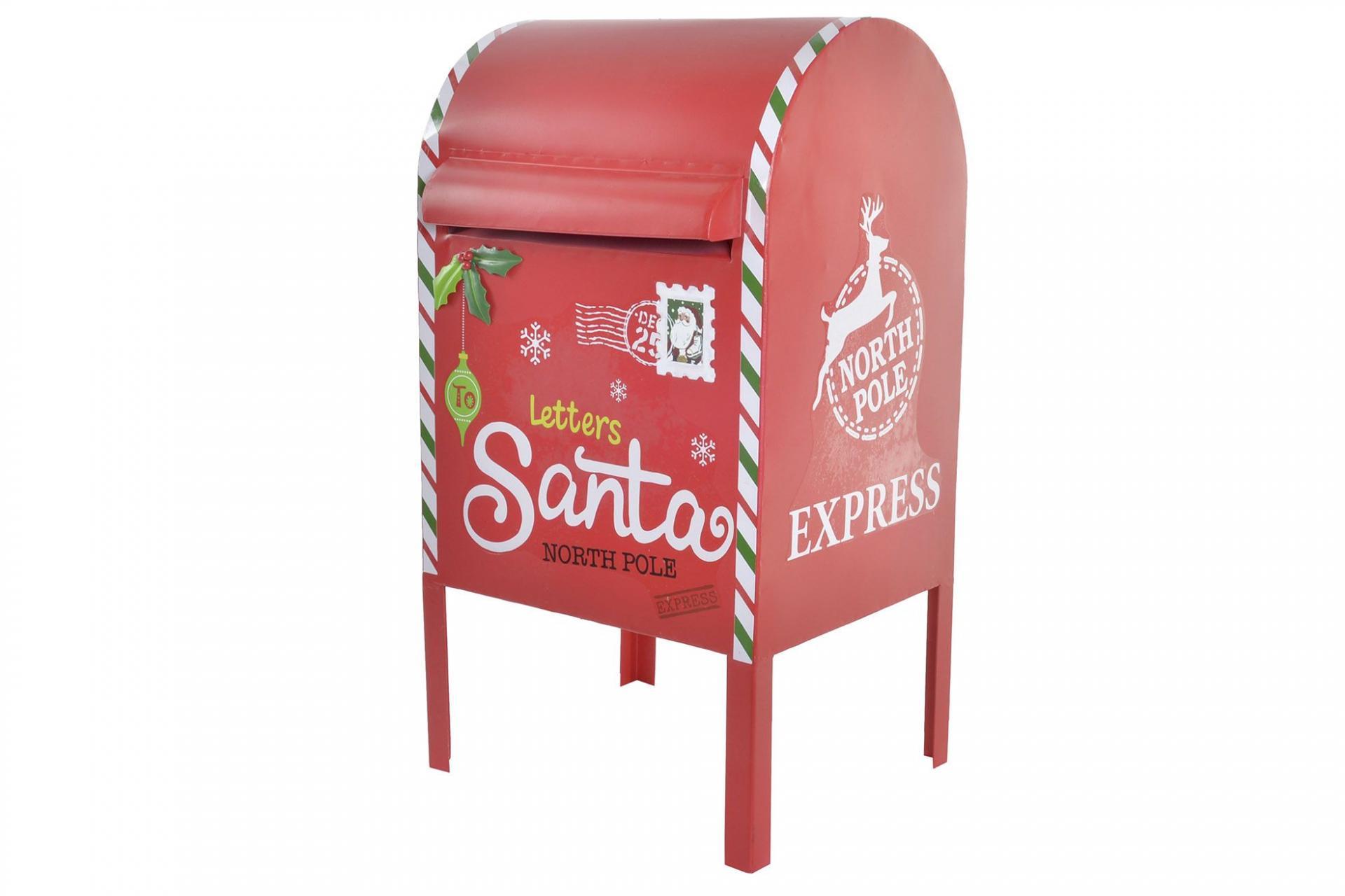 Buzón Santa Claus Navideño