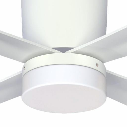 Ventilador Led Cabanna (Ipanema) Blanco Motor DC [1]