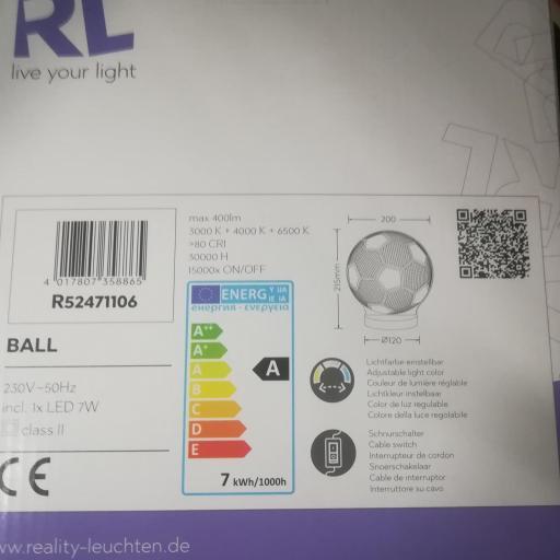 Sobremesa Ball [1]