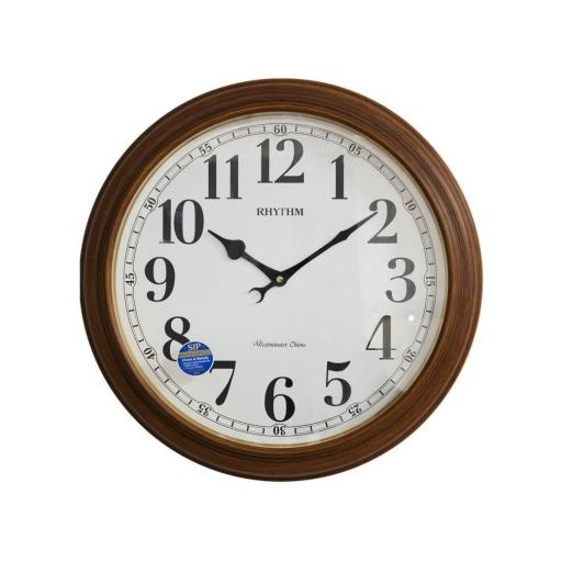 Reloj Clásico con Sonería Redondo