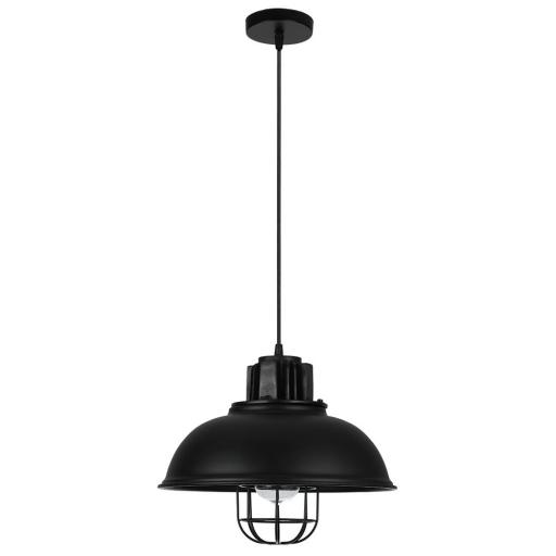 Lámpara Colgante Emu Negro [1]