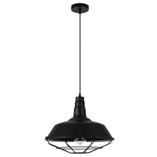 Lámpara Colgante Flamenco Negro [1]