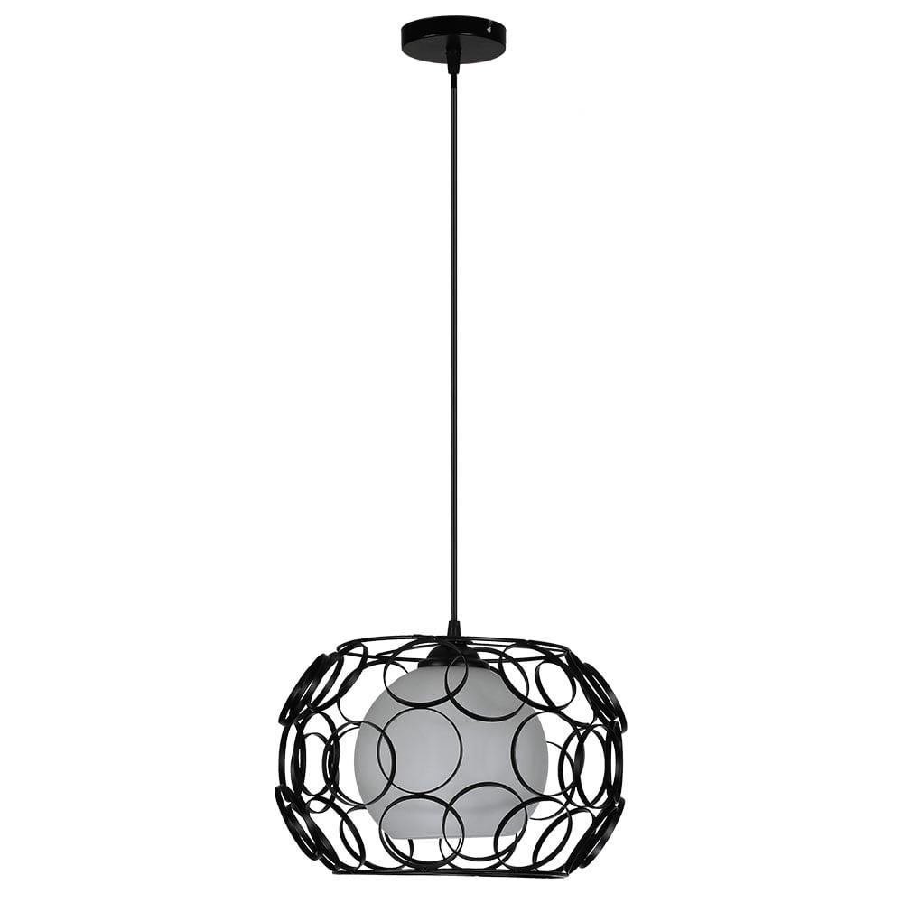 Lámpara Colgante Peregrino Negro