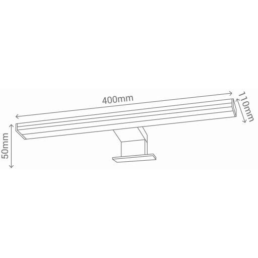 Aplique Led Curves 10w  [3]