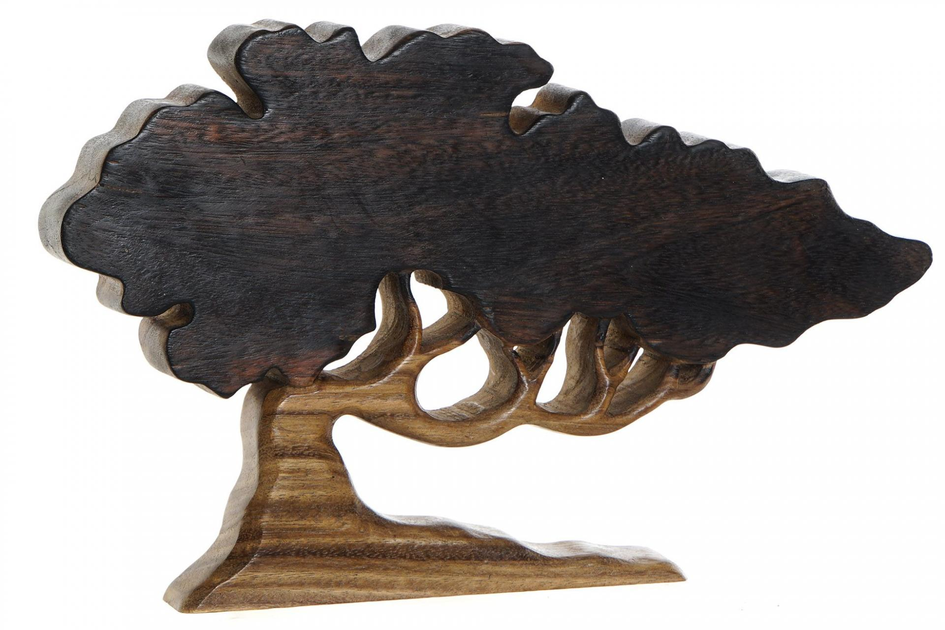 Figura Árbol de la vida Madera Acacia