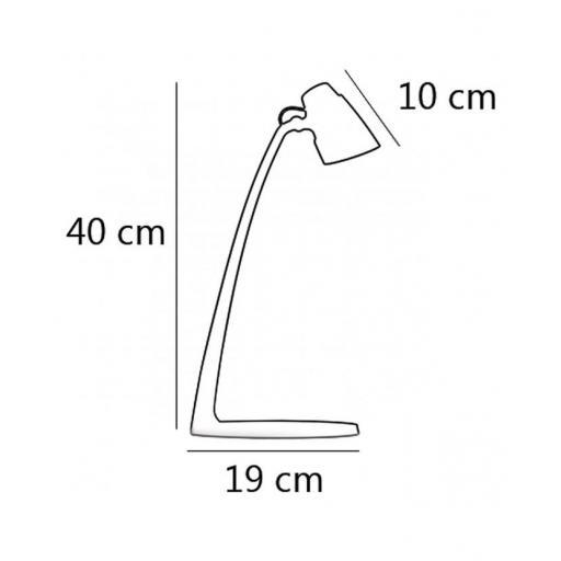 Flexo Led Chip Blanco Plata [2]