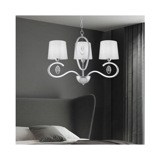 Lámpara María Cromo  [1]