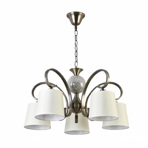 Lámpara Concordia Cuero [1]