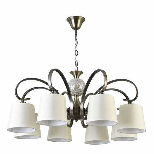 Lámpara Concordia Cuero [2]