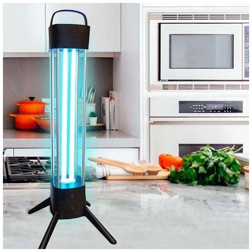 Lámpara Germicida UV Lamp [1]