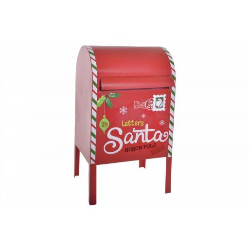 Buzón Santa Claus Navideño [1]