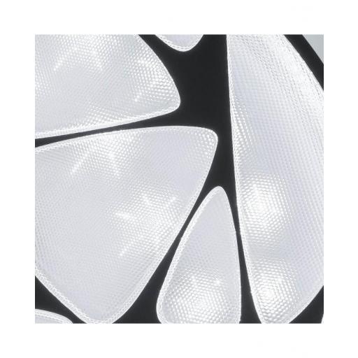Plafón Led Fiume Negro [2]
