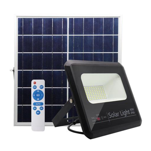 Proyector Solar Malaquita 40w