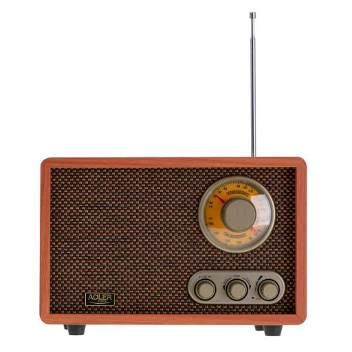 Radio Retro con Bluetooth