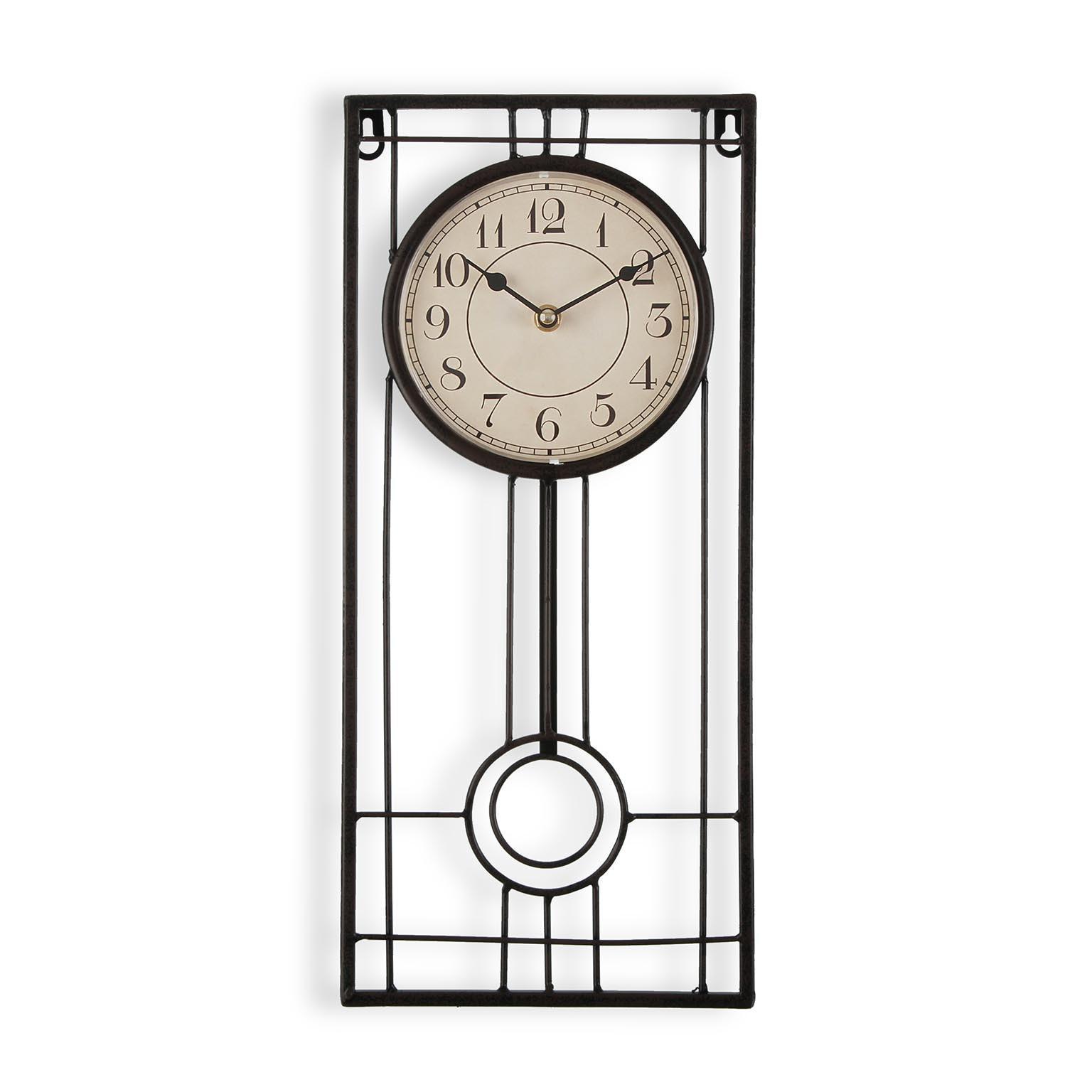 Reloj Rectangular de Pared