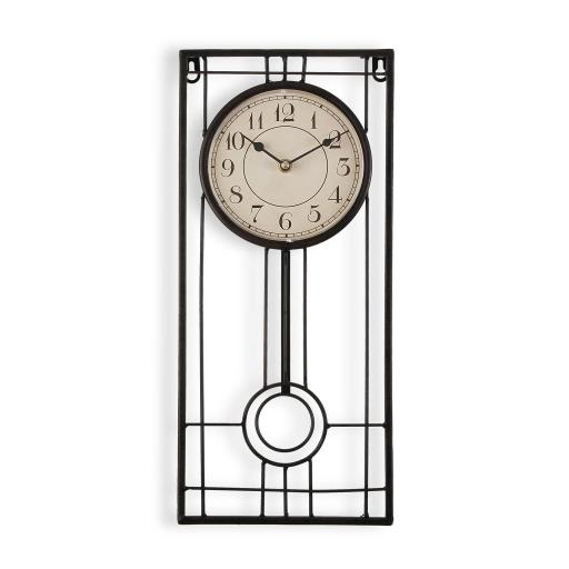 Reloj Rectangular de Pared