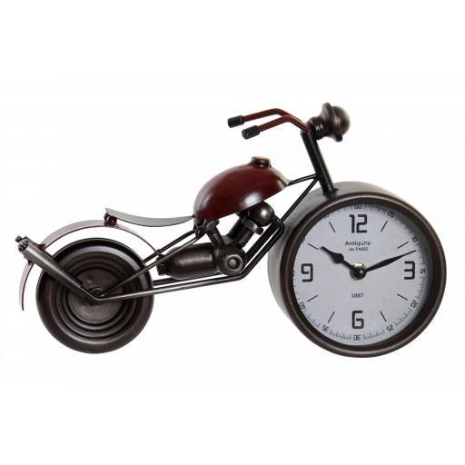 Reloj Moto Sobremesa