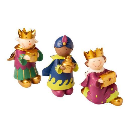 Reyes Magos Huchas