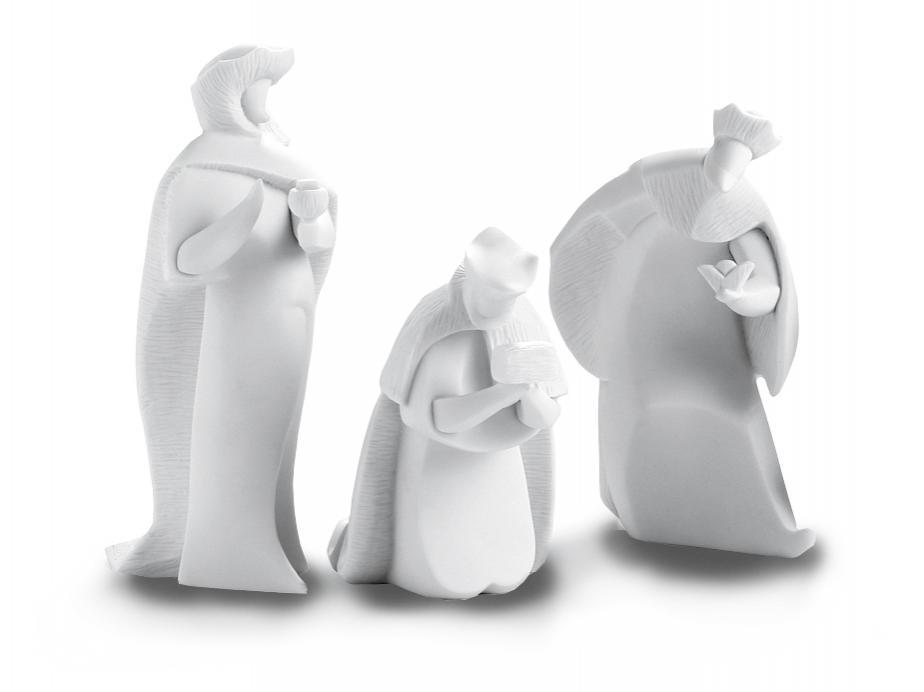Figura 3 Reyes