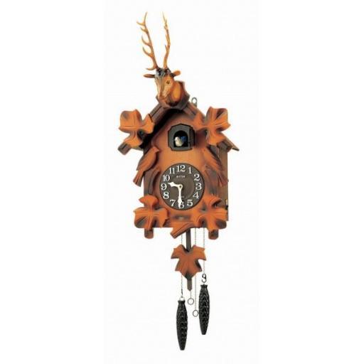 Reloj Cucu con Ciervo